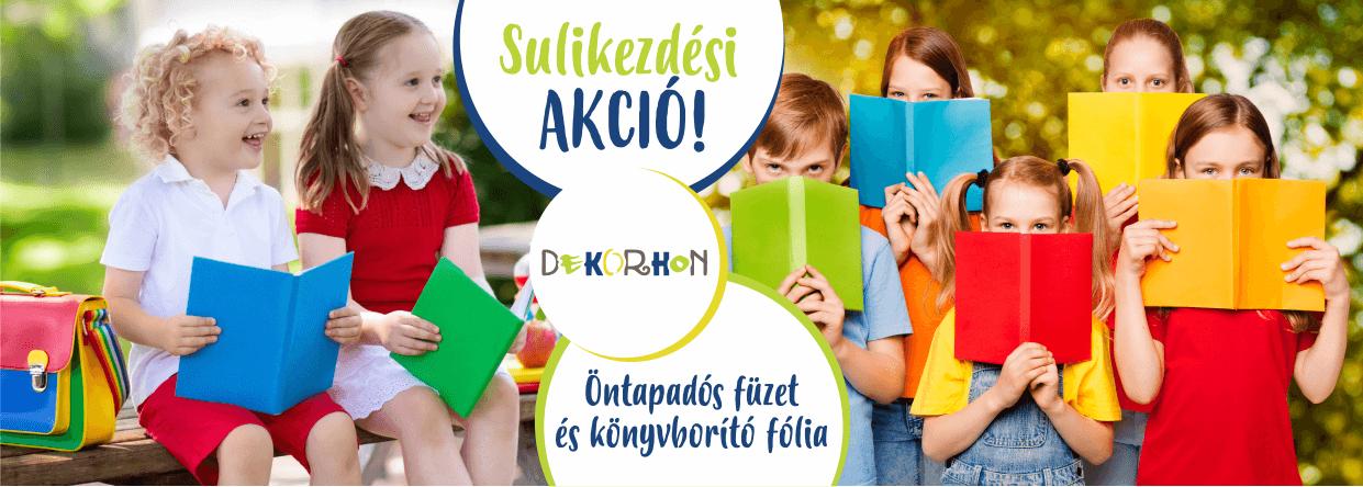 Öntapadós Fólia Könyvre és Füzetre