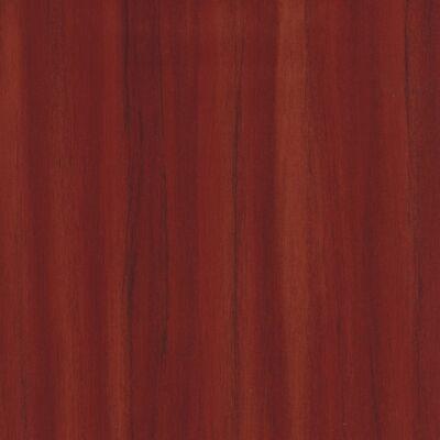 Világos mahagónierezetű öntapadós tapéta