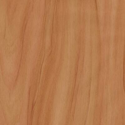 Halvány cseresznyefa-erezetű öntapadós tapéta
