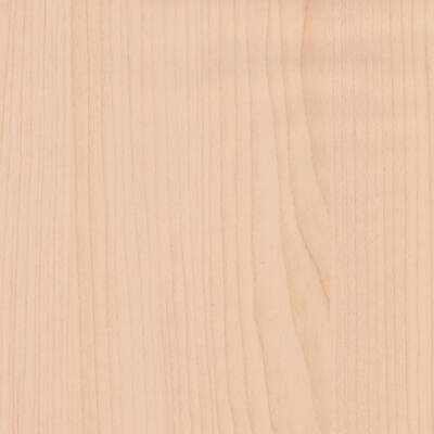Világos juharfa-erezetű öntapadós tapéta