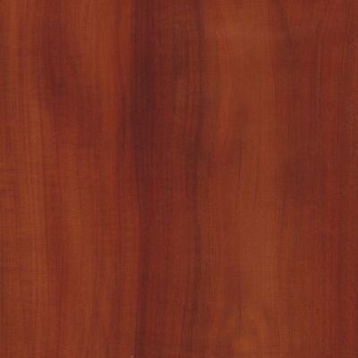 Piros almafa-erezetű öntapadós tapéta