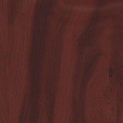 Sötét juharfa-erezetű öntapadós tapéta