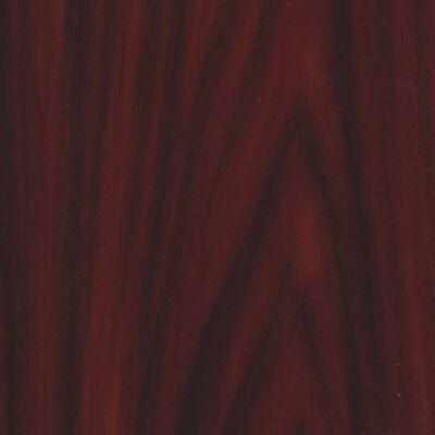 Mahagónierezetű öntapadós tapéta