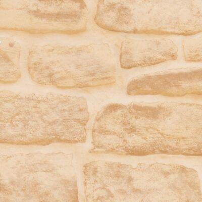 Mediterrán kőfal öntapadós tapéta