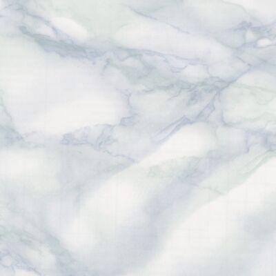 Világoskék márványmintás öntapadós tapéta