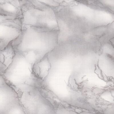 Sötétszürke márványmintás öntapadós tapéta