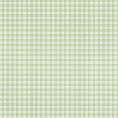 Zöld-fehér apró kockás öntapadós tapéta