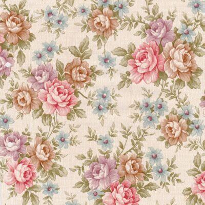 Rózsák öntapadós tapéta