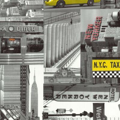 City Taxi öntapadós fólia