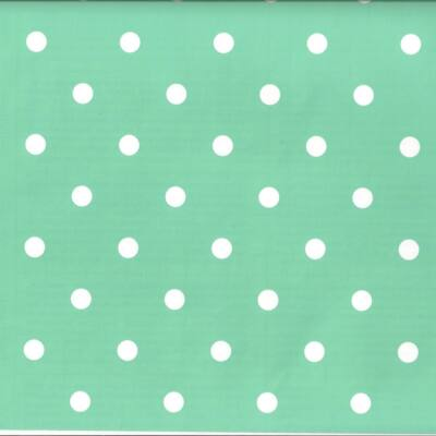 Zöld vintage pöttyös csempematrica