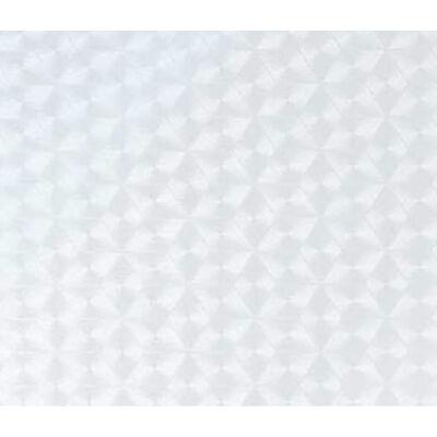 Rombusz öntapadós üvegtapéta – 67,5 cm