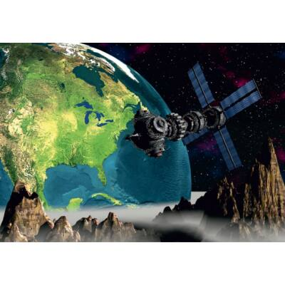 A föld poszter
