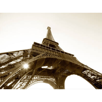 Eiffel- torony alulról poszter