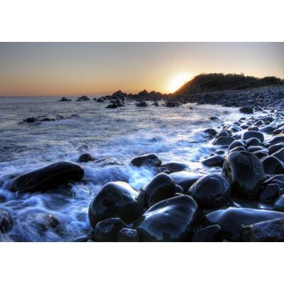 Óceáni kövek poszter
