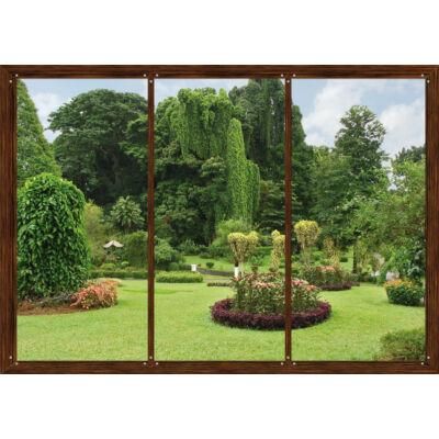 A kert poszter