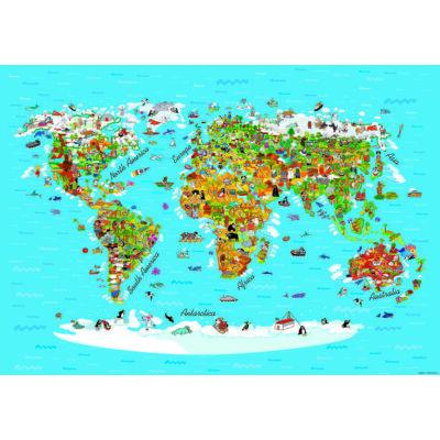 A kontinens poszter