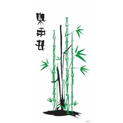Színes falmatrica – Bambusz