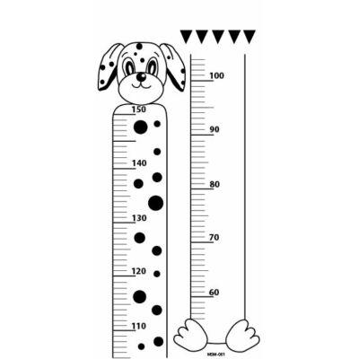 Magasságmérő gyerekeknek - Dalmata kutyus