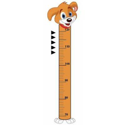 Magasságmérő gyerekeknek – Kutyus