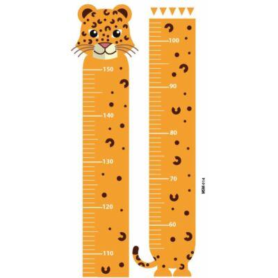 Magasságmérő gyerekeknek – Leopárd