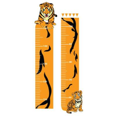 Magasságmérő gyerekeknek – Tigrisek